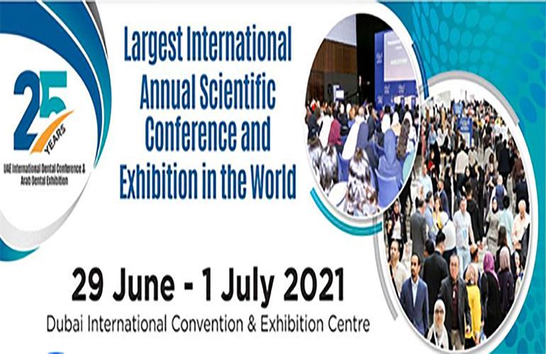 Uae International Dental Conference & Arab Dental